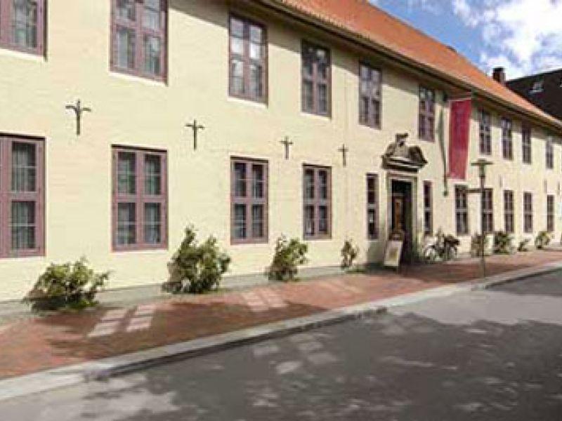 Das Detlefsen-Museum im Brockdorff Palais in Glückstadt