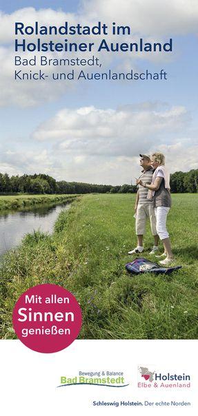 Rolandstadt im Holsteiner Auenland - Bad Bramstedt, Knick- und Auenlandschaft