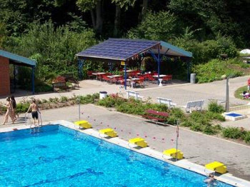Das Freibad in Kellinghusen bietet viel Angebote und Themenveranstaltungen.