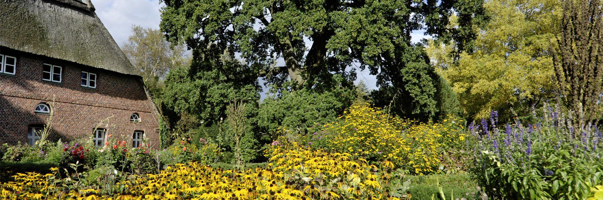 Gärten gärten in der natur holstein tourismus