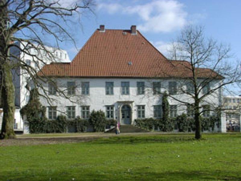 Das Kreismuseum Prinzesshof befindet sich in dem ältesten Profangebäude der Stadt Itzehoe