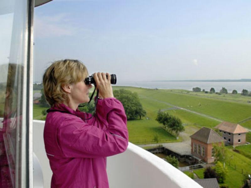 Die Leuchttürme sind Belege der über 100jährigen Navigations- und Ingenieurskunst.