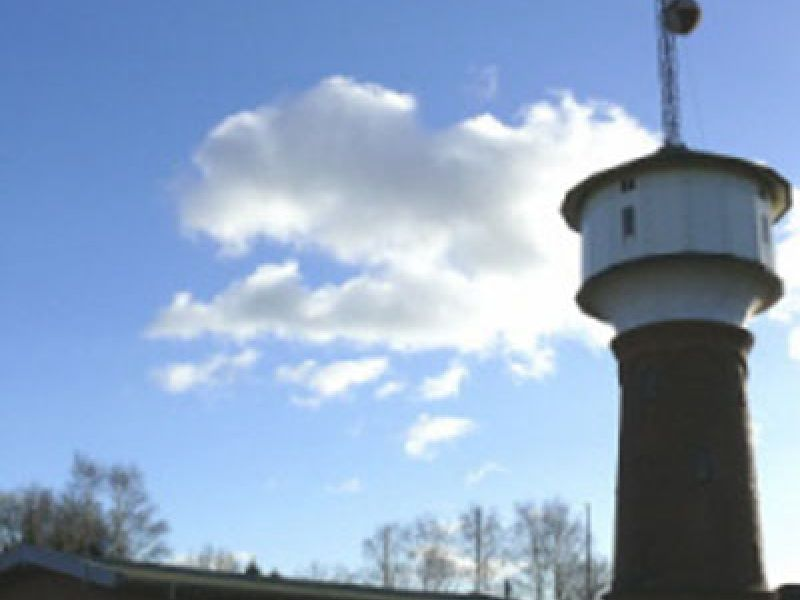 Das Museum am Wasserturm im historischen Pumpenhaus