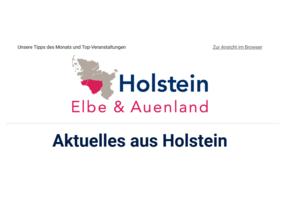 Holstein Elbe- und Auenland Aktuelle aus Holstein