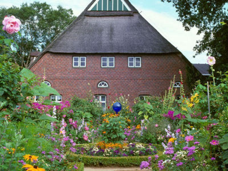 Auch über garten- und umweltrelevante Themen kann man sich in der norddeutschen Gartenaschau informieren.