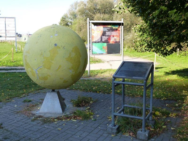 Entdecken Sie unser Sonnensystem auf dem Planetenlehrpfad.