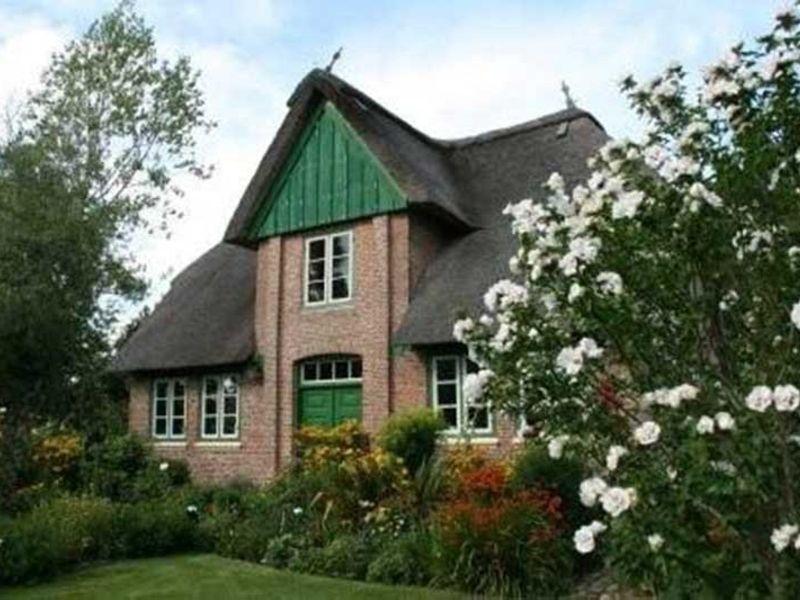 Der Rosengarten in Kollmar ist langsam gewachsen und veränderte sich über die Jahre ohne festen Plan.