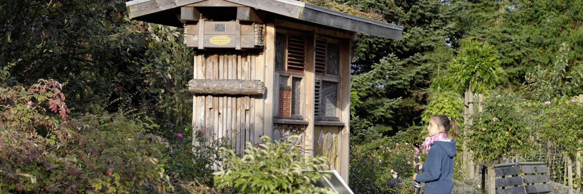 Norddeutsche Gartenschau im Arboretum Ellerhoop