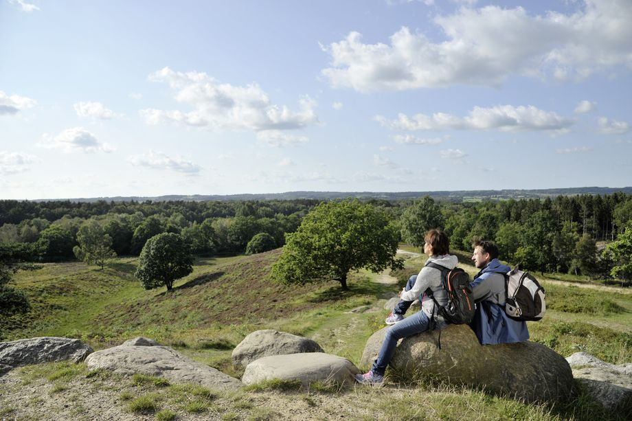 Wandern im Naturpark Aukrug